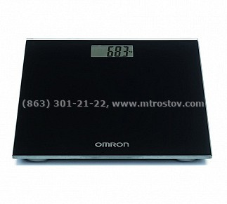Фото: Весы электронные напольные OMRON HN289 Весы электронные напольные OMRON HN289