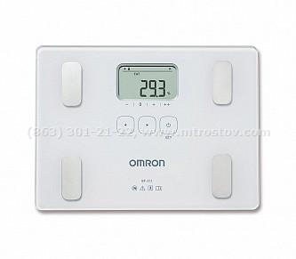 Фото: Монитор состава тела OMRON BF212 Монитор состава тела OMRON BF212