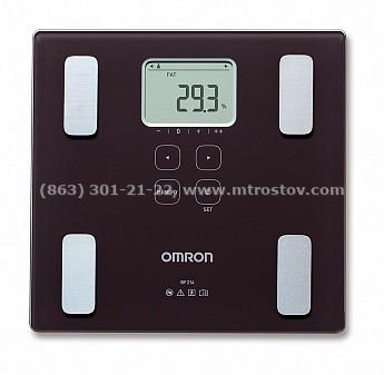 Фото: Монитор состава тела OMRON BF214  Монитор состава тела OMRON BF214