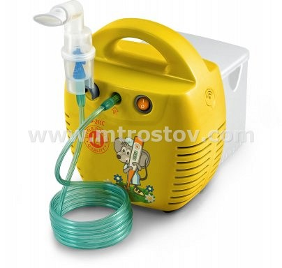 Фото: Ингалятор Little Doctor LD-211C  Ингалятор-небулайзер компрессорный Little Doctor LD-211C