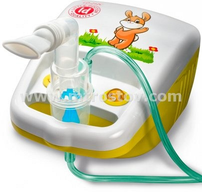 Фото: Ингалятор Little Doctor LD-212C Ингалятор-небулайзер компрессорный Little Doctor LD-212C