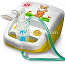 Ингалятор-небулайзер LD-212C :: Ингалятор-небулайзер компрессорный Little Doctor LD-212C