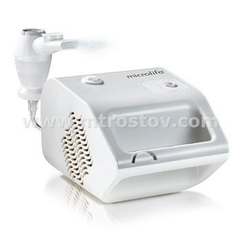 Фото: Ингалятор Microlife NEB 50 Ингалятор-небулайзер компрессорный Microlife NEB 50