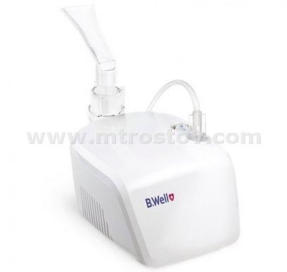 Ингалятор-небулайзер B-Well PRO-110 :: Ингалятор-небулайзер компрессорный B-Well PRO-110