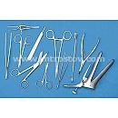 Набор медицинских инструментов поликлинический Н-141 (Россия) :: Набор медицинских инструментов поликлинический Н-141