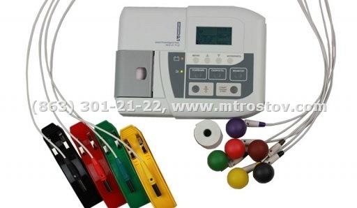 Электрокардиограф ЭК3Т-01-Р-Д :: Электрокардиограф ЭК3Т-01-Р-Д