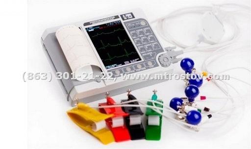 Электрокардиограф ЭК12Т-01-Р-Д экран 141мм