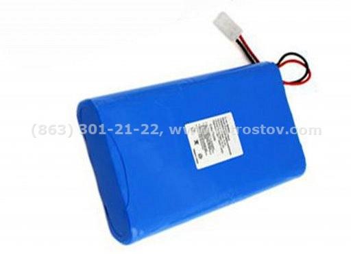 Аккумуляторная батарея для электрокардиографа ЭК12Т-01-Р-Д с цветным экраном 141мм :: Аккумуляторная батарея для электрокардиографа ЭК12Т -01-«Р-Д» (с цветным экраном 141мм)