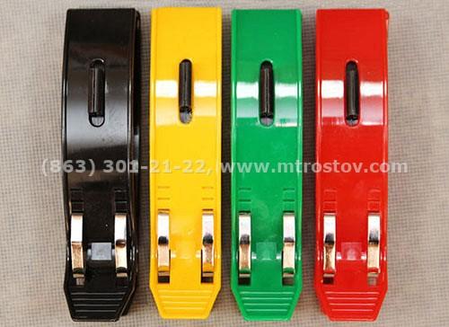Электроды ЭКХ-01 конечностные ЭКГ для взрослых и детей
