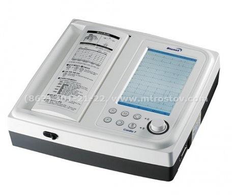 Фото: Электрокардиограф Cardio7, 12 канальный Электрокардиограф Cardio7, 12 канальный