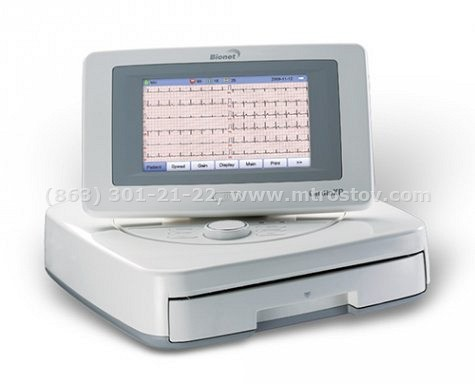 Электрокардиограф экспертного класса Cardio XP, 12 канальный беспроводной