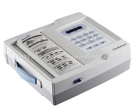 Фото: Электрокардиограф Саrdio Care 2000, 12 канальный Электрокардиограф Саrdio Care 2000, 12 канальный
