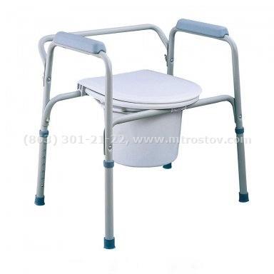 Фото: Кресло-туалет CA668  Кресло-туалет CA668