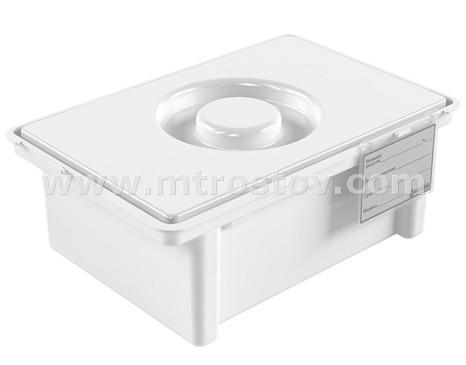 Фото: ЕДПО-3-02-2  ЕДПО-3-02-2 контейнер для дезинфекции