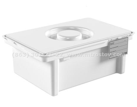 Фото: ЕДПО-5-02-2  ЕДПО-5-02-2 контейнер для дезинфекции