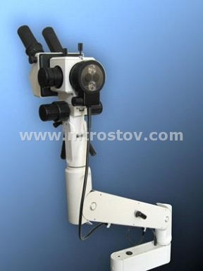 Кольпоскоп ЭКС-1 со светодиодным осветителем :: Кольпоскоп ЭКС-1 со светодиодным осветителем