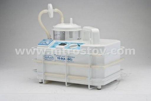 Отсасыватель хирургический электрический Armed 7Е-D  :: Отсасыватель хирургический электрический Armed 7Е-D