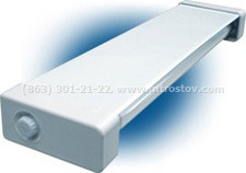Облучатель бактерицидный ОБН-35 Азов, шнур :: Облучатель бактерицидный настенный ОБН-35 Азов