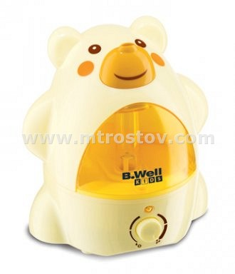 Увлажнитель воздуха для детской комнаты B-Well WH-200 :: Увлажнитель воздуха для детской комнаты B-Well WH-200