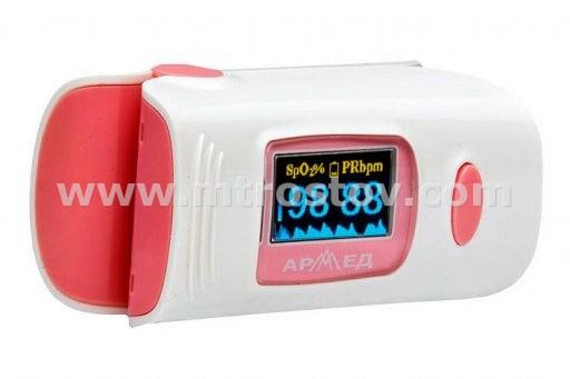 Пульсоксиметр медицинский Armed YX302 :: Пульсоксиметр медицинский Armed YX302