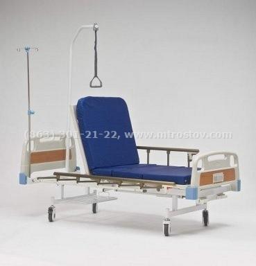 Кровать функциональная механическая Armed с принадлежностями RS105-B :: Кровать функциональная механическая Armed с принадлежностями RS105-B