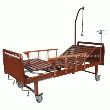 Фото: Кровать функциональная E-8 ММ-17  Кровать функциональная E-8 ММ-17 с туалетным устройством