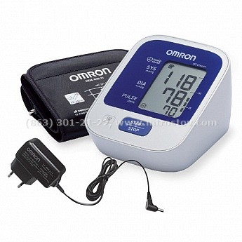 Тонометр автоматический OMRON M2 Classic, адаптер (M-L) :: Тонометр автоматический OMRON M2 Classic