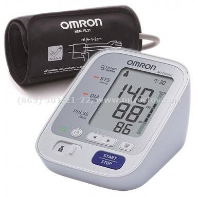 Тонометр автоматический OMRON M3 Comfort