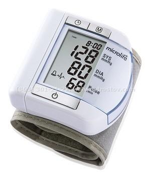 Тонометр автоматический на запястье Microlife BP W100