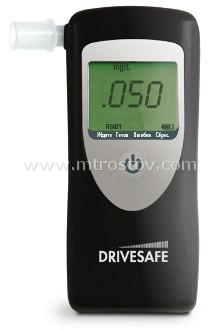 Алкотестер Drivesafe II с поверкой (профессиональный)
