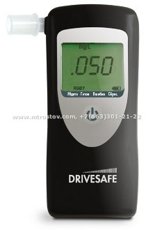 Алкотестер Drivesafe II (с поверкой) :: Алкотестер Drivesafe II (с поверкой)