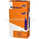 Перчатки смотровые одноразовые нестерильные matopat Ambulex P латексные неопудренные