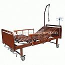 Кровать функциональная E-8 ММ-17 с туалетным устройством