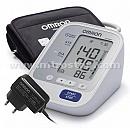 Тонометр автоматический OMRON M3 Expert, адаптер (M-L) :: Тонометр автоматический OMRON M3 Expert